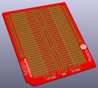 ZX Chamelion V1.01 protoboard