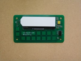 User Interface i2c BV4242 Rev c1