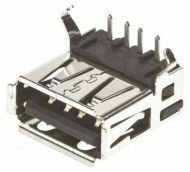 USB Connector, USB Type A, USB 2.0